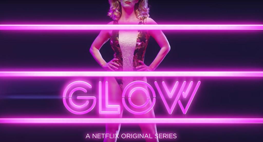 Showbiz série netflix GLOW
