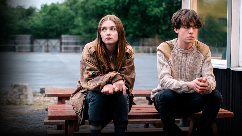 séries the end of the f***ing world