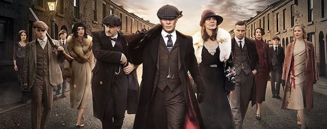 séries peaky Blinders
